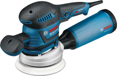 Random Orbit Sander Gex 125 150 Ave 69969 69969