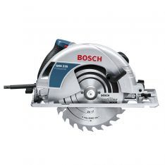 Sierra Circular Bosch 9 14 235mm 2050w Heavy Duty