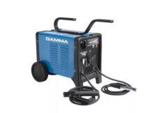 Soldadora Electrica Gamma Turbo 265 210a 3708g