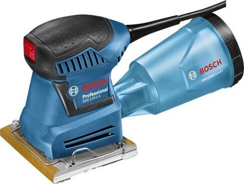 Lijadora Orbital Bosch Gss 140 1a 180w Con Recolector