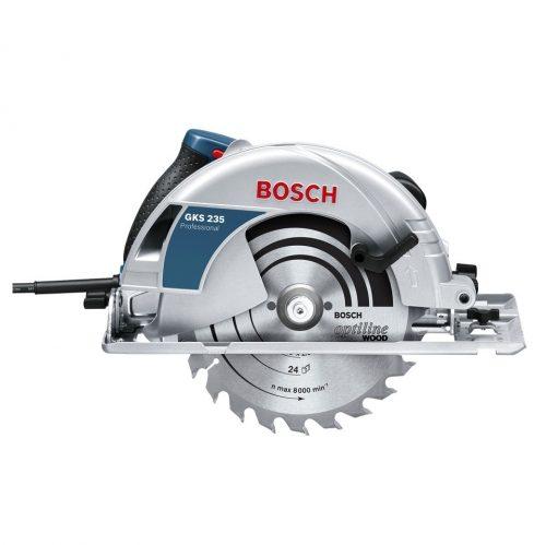 Sierra Circular Bosch 9 14 235mm 2050w Heavy Duty