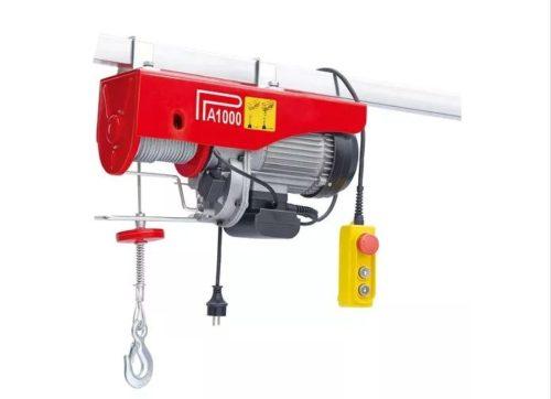 Aparejo Electrico 100 200 Kg Uso Profesional Bta 903003