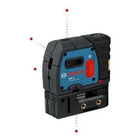 Bosch Nivel Laser Gpl 5